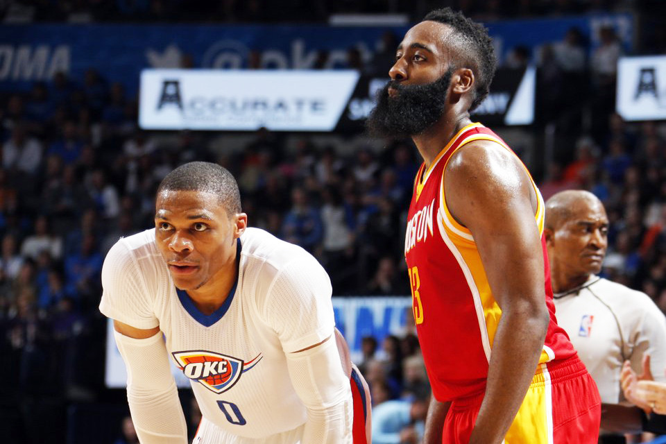 3ad9e1fb65b1 NBA All-Stars James Harden and Russell Westbrook Will Not Play in the 2016  Summer Olympics