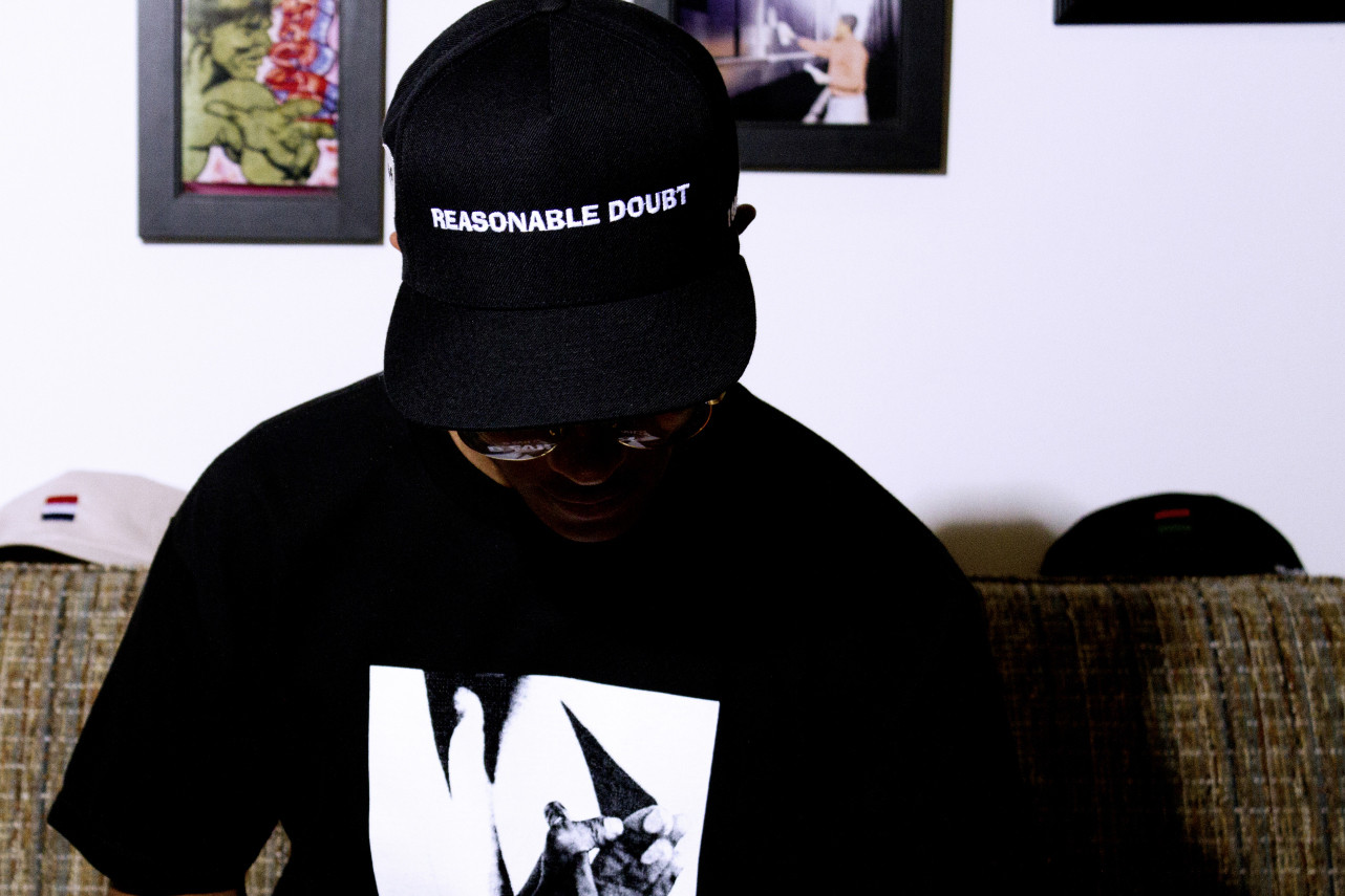 Jay Zu0027s U0027Reasonable Doubtu0027 Album. A Commemoration For One Hip