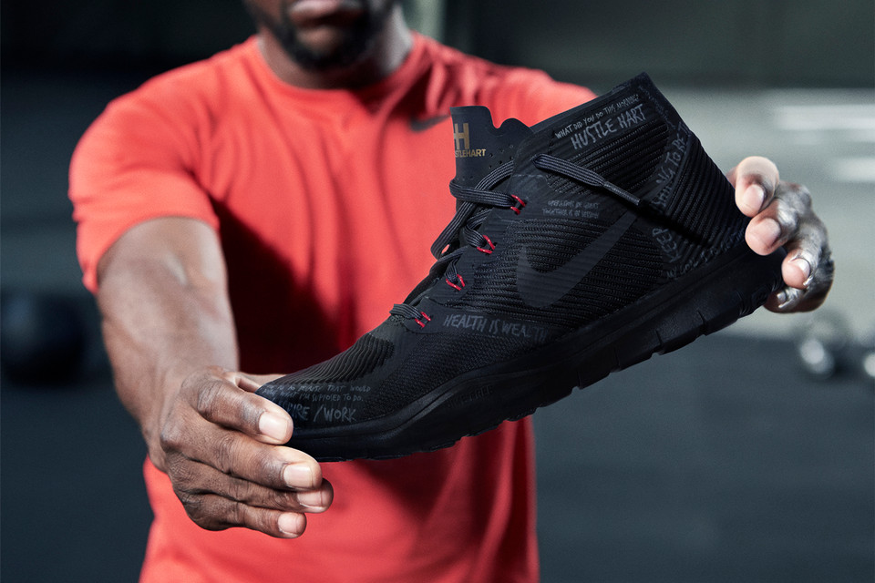 9917cefdae723 Nike Unveils Kevin Hart s Free Train Instinct
