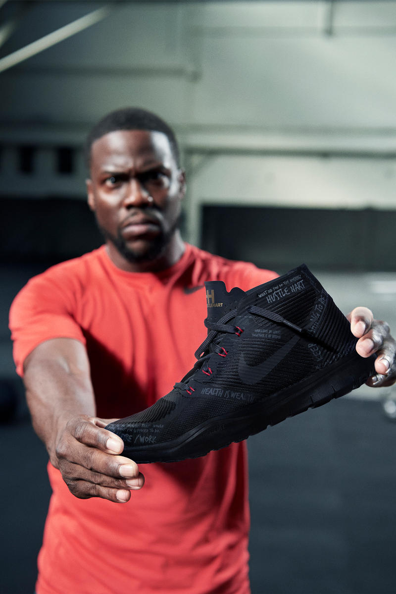 size 40 d22a2 d3608 Nike Officially Unveils Kevin Hart s Free Train Instinct. ""