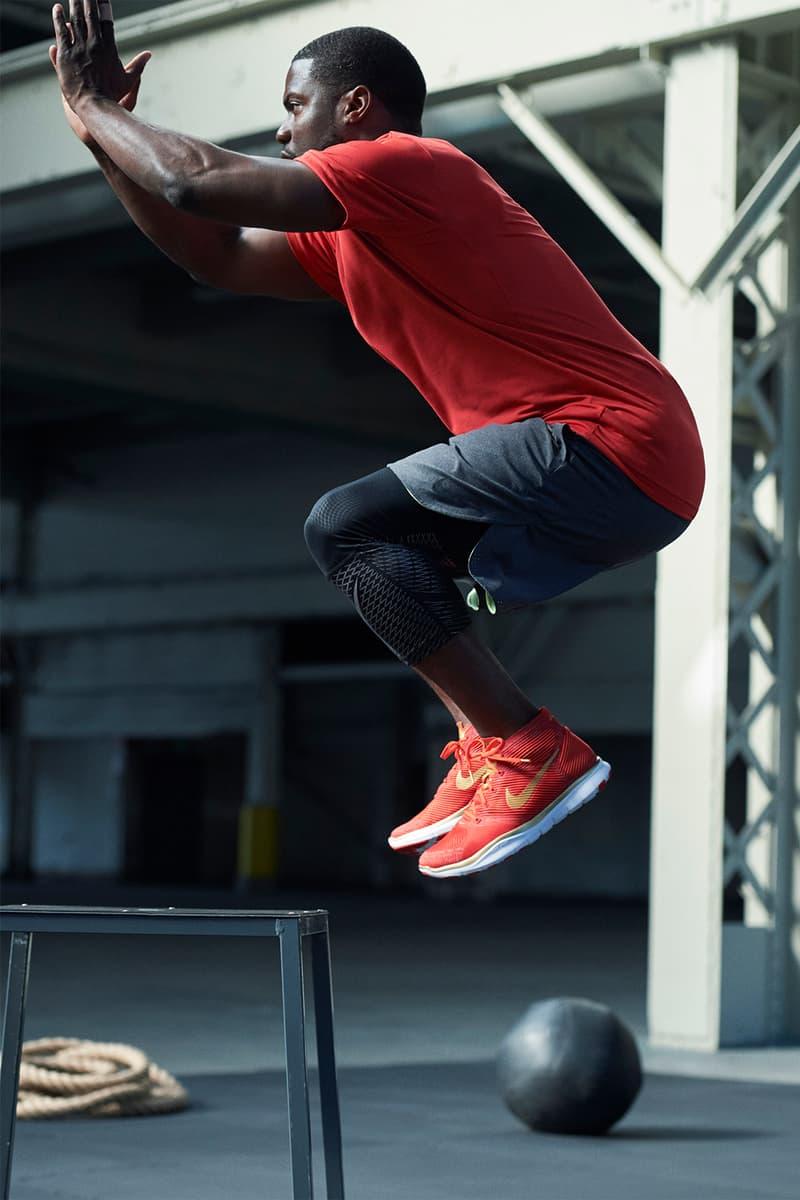 the latest 48889 c0c31 Nike Unveils Kevin Hart's Free Train Instinct | HYPEBEAST