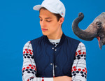Maison Kitsuné Throws an Animal Party for 2017 Spring/Summer