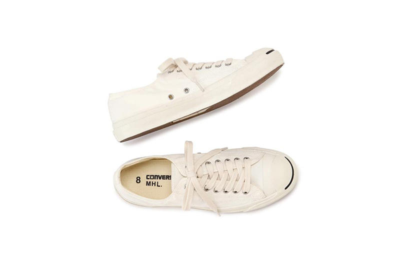 8e52374e8abff6 MHL Margaret Howell and Converse Jack Purcell Sneakers