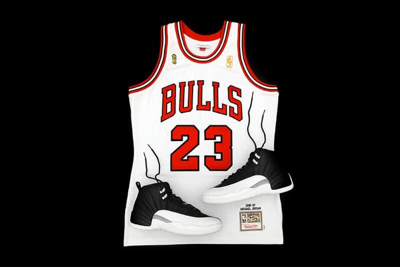 huge discount 2a43a 0ec28 Mitchell & Ness Release Michael Jordan's 1997 Finals Jerseys ...