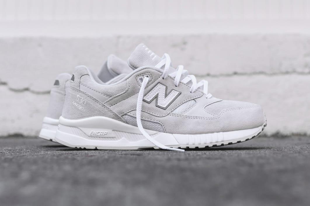New Balance M530 Light Grey/White
