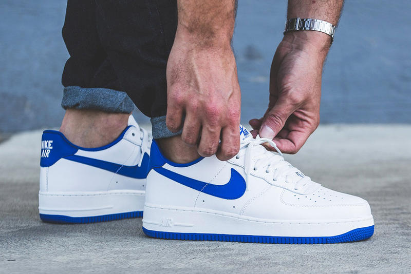 quality design f96ed 37656 Get to Stomping in the Nike Air Force 1 Low
