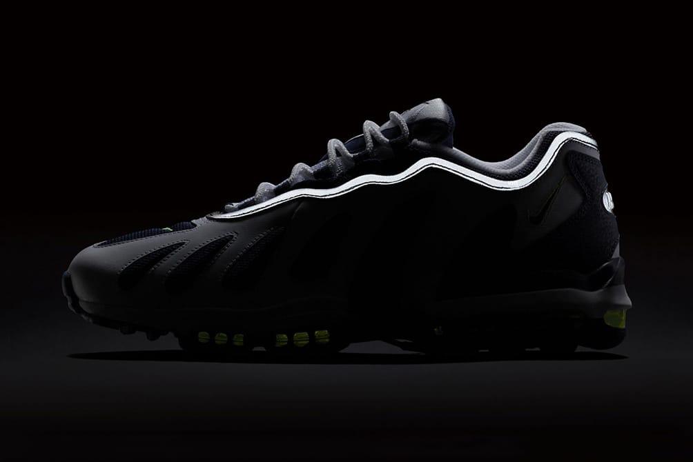 all black air max 96
