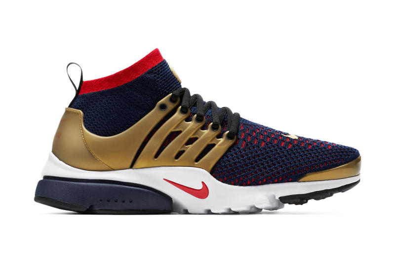 best cheap 2f142 e9934 Nikes Air Presto Ultra Flyknit Aims to Take Home the Gold Medal