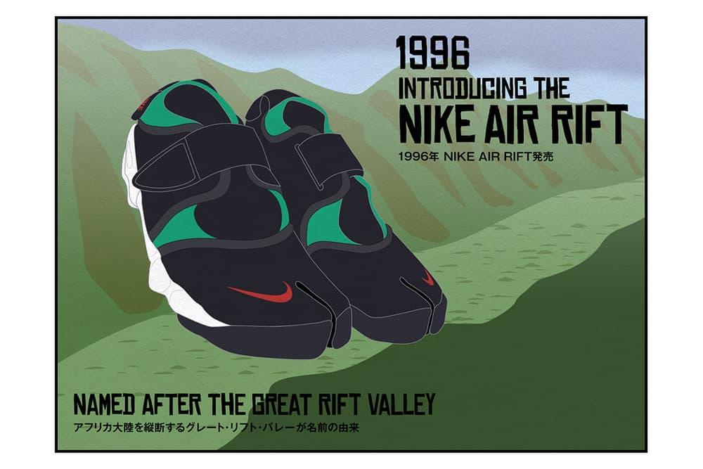 Nike Air Rift Valley