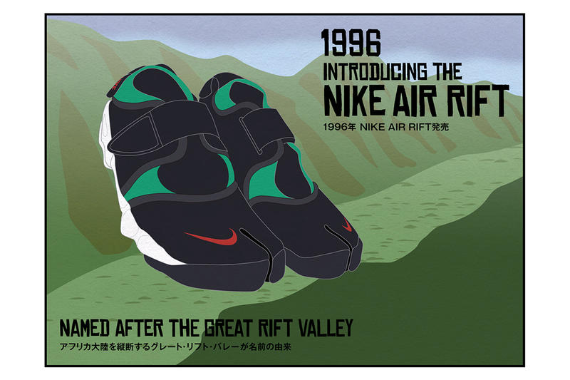 Nike Air Rift Valley