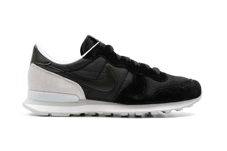 ac56b87ca0a Nike Drops a Fresh Monochrome Internationalist. Footwear