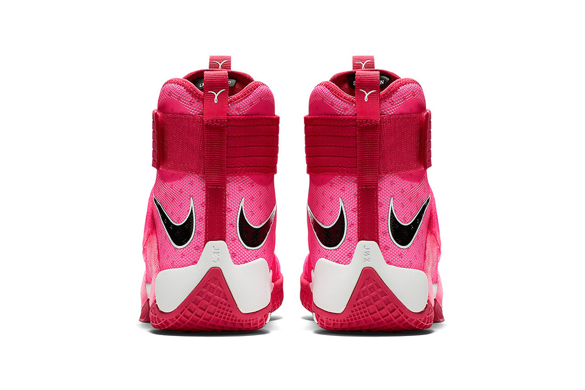 Nike Soldier 10 Think Pink   HYPEBEAST