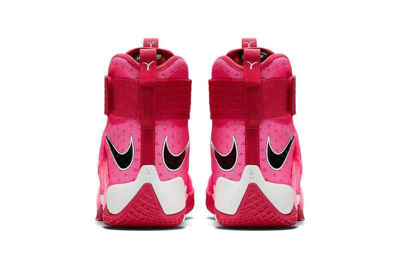 ae0f4dd9f6147 Nike Soldier 10 Think Pink