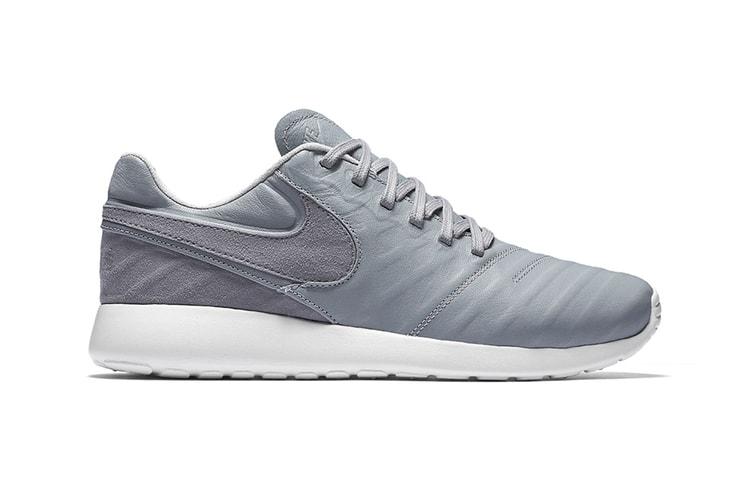 a4d3e01167c4 Nike Combined the Roshe Run   Tiempo VI in New Model