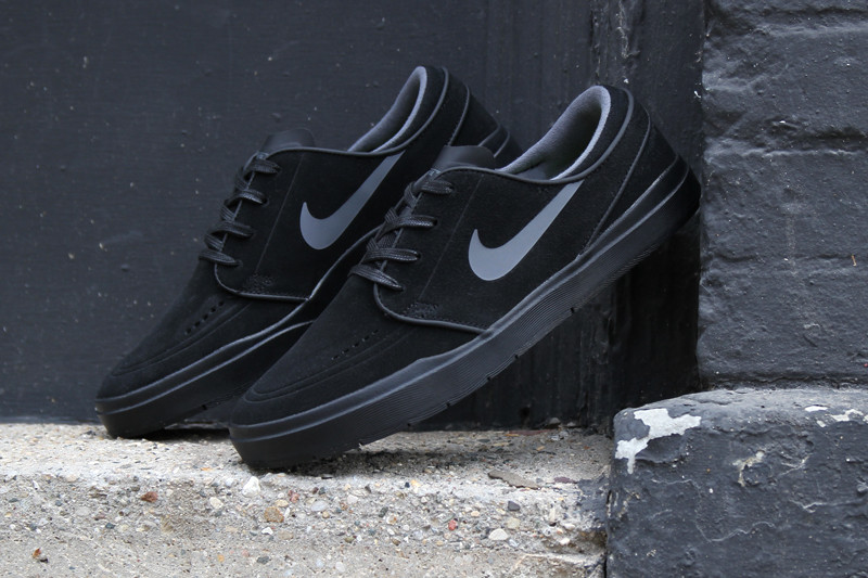 Gallo explique Precipicio  Nike SB Stefan Janoski Hyperfeel in Black | HYPEBEAST