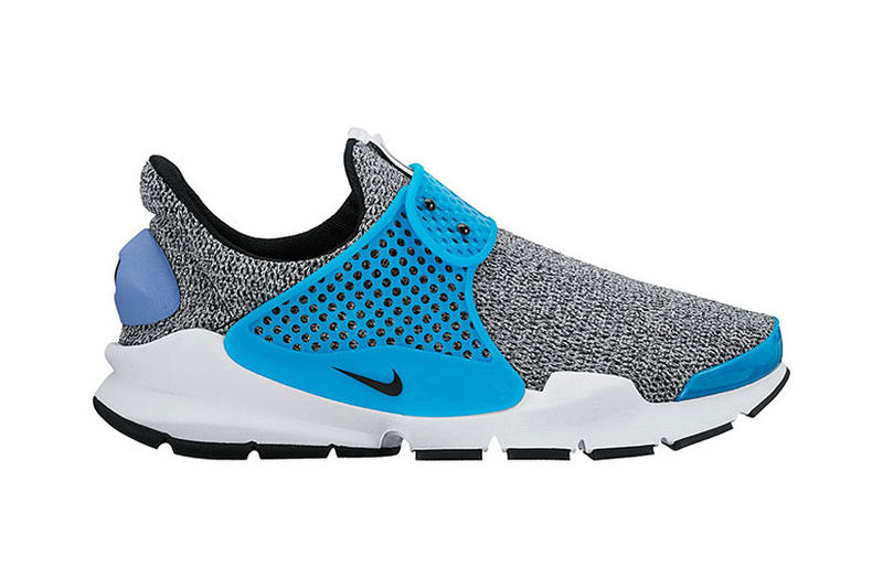 the latest 5eed0 94663 Nike Sock Dart Gray Blue and Gray Brown Colorways | HYPEBEAST