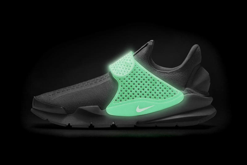 premium selection c2590 caf22 Nike iD Sock Dart Glow In The Dark Strap | HYPEBEAST
