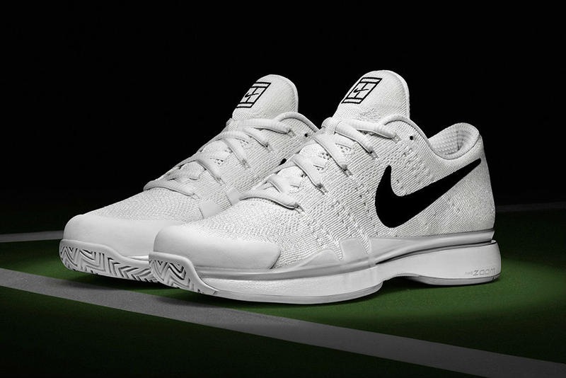 1bf0d749100 Nike Supports Roger Federer For Wimbledon With New Flyknits | HYPEBEAST