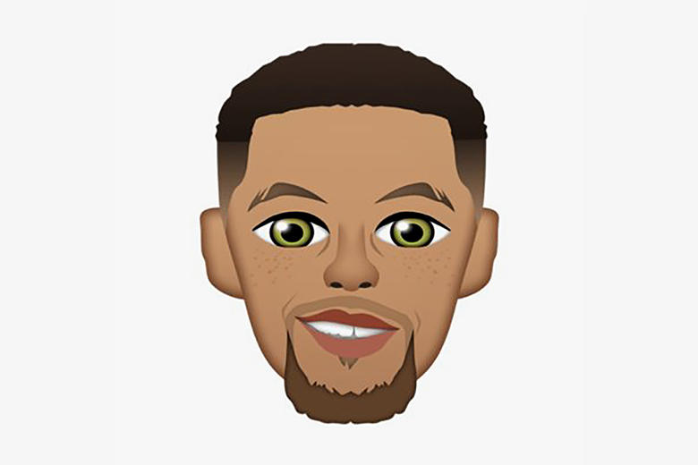 Steph Curry Emoji App | HYPEBEAST