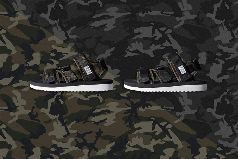 0513b4cbf51 SUICOKE s KISEE-V Gets a Camo Touch From END.