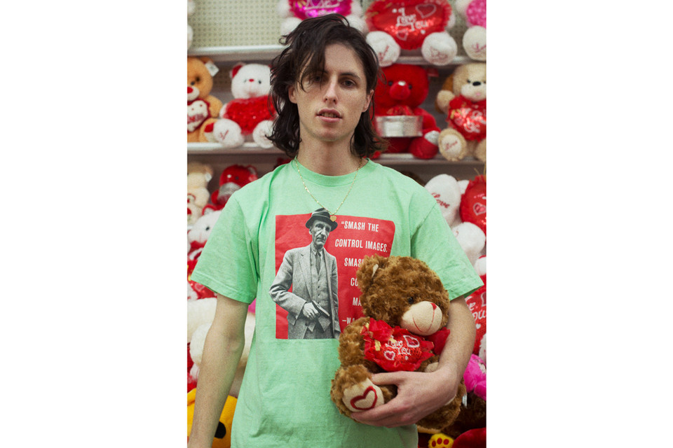 1265cdb2c Supreme 2016 Summer T-shirts St Ides and WS Burroughs | HYPEBEAST