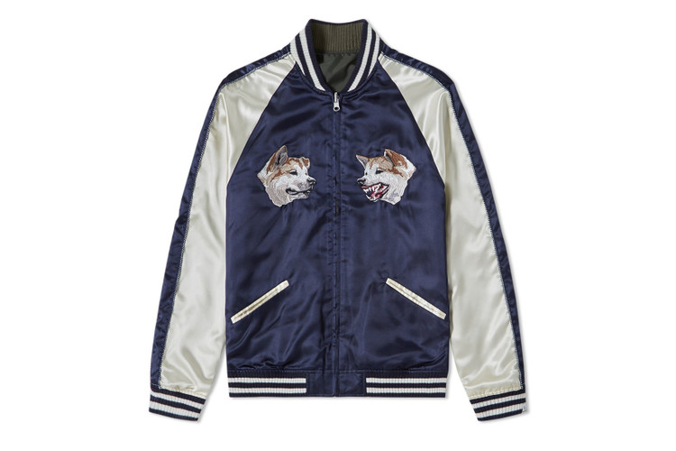 0d52cc8db8 Vanquish Pays Tribute to Shibuya and Hachikō the Dog With Its MA-1 Souvenir  Jacket