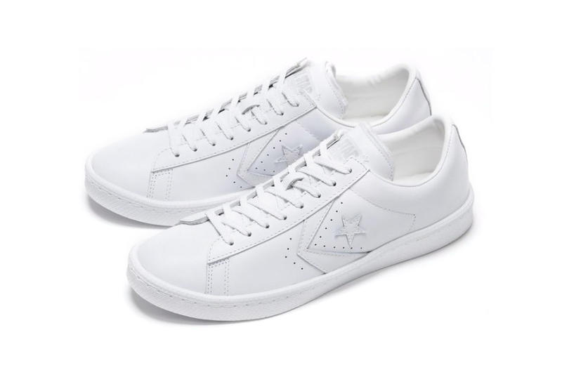 e4064179ef White Atelier by CONVERSE Pro Leather OX Low   HYPEBEAST