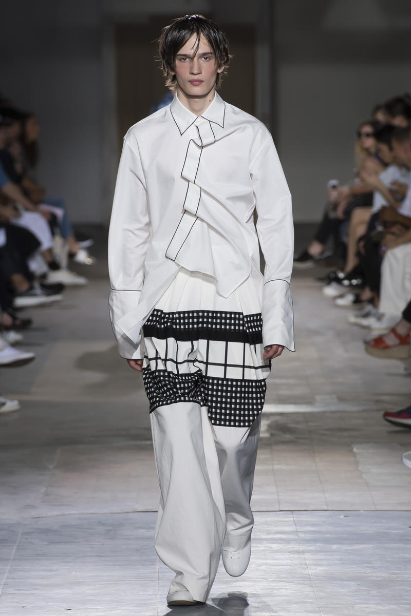 Wooyoungmi, Seoul, spring summer, runway