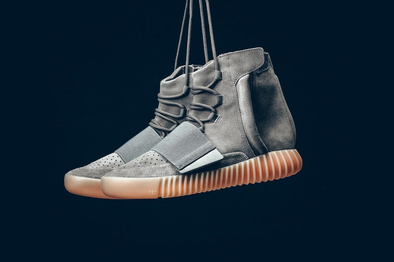 6165a5162c5 Yeezy Boost 750 Grey Gum adidas Confirmed App Reservations