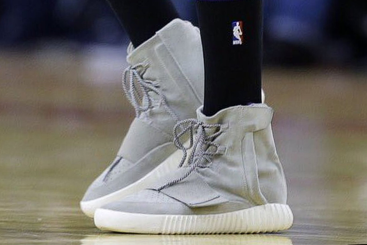 adidas Yeezys Will Be Available in NBA