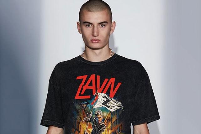 Zayn Malik Enlists Iron Maiden's Illustrator for 'Mind of Mine' Merchandise