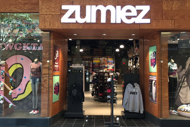 zumiez reports a q1 loss of 2 1 million usd hypebeast