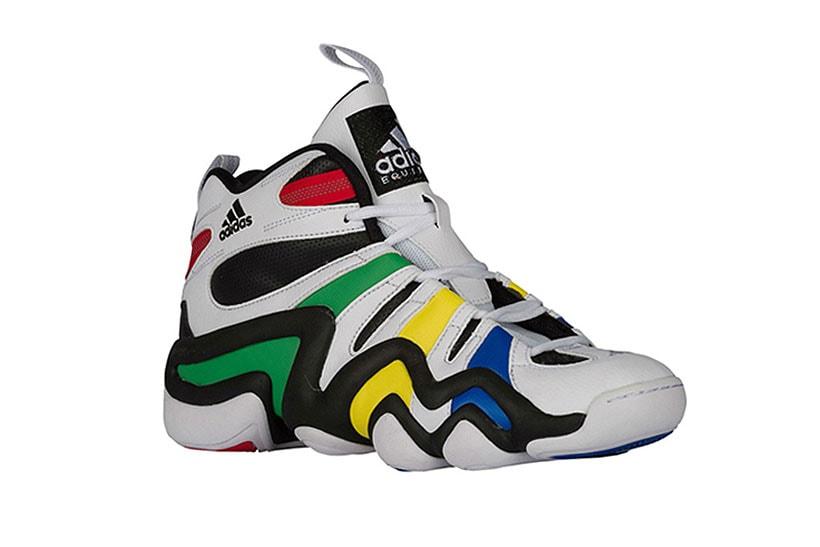 promo code 40e1c c9888 adidas Crazy 8 Olympic Rings Sneaker  HYPEBEAST