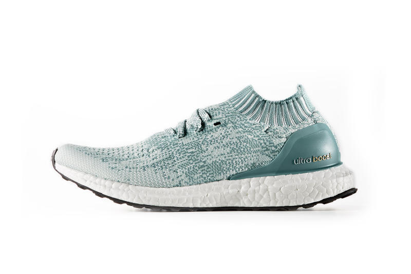 finest selection a697a f62f4 adidas Ultra Boost Uncaged Olive Navy and Sea Blue   HYPEBEAST