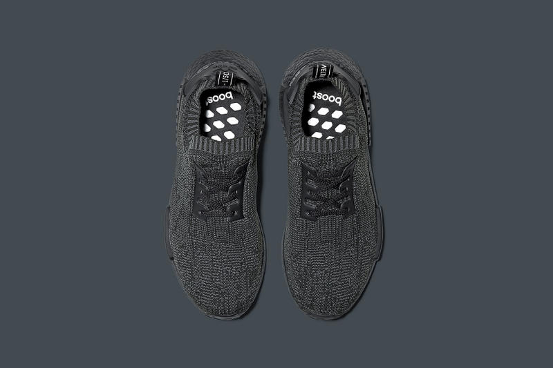 2719d8d3fa1 adidas Originals NMD R1 PK Pitch Black Friends and Family