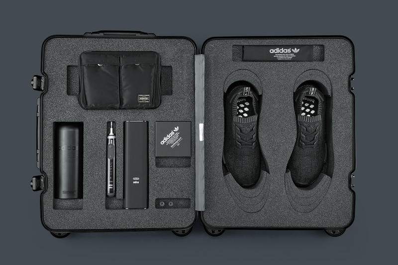 e5c4a84cd adidas Originals NMD R1 PK Pitch Black Friends and Family
