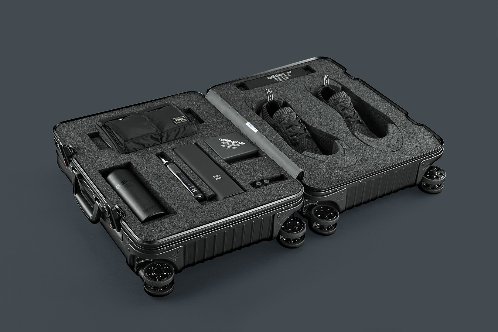 adidas Originals NMD R1 PK Pitch Black