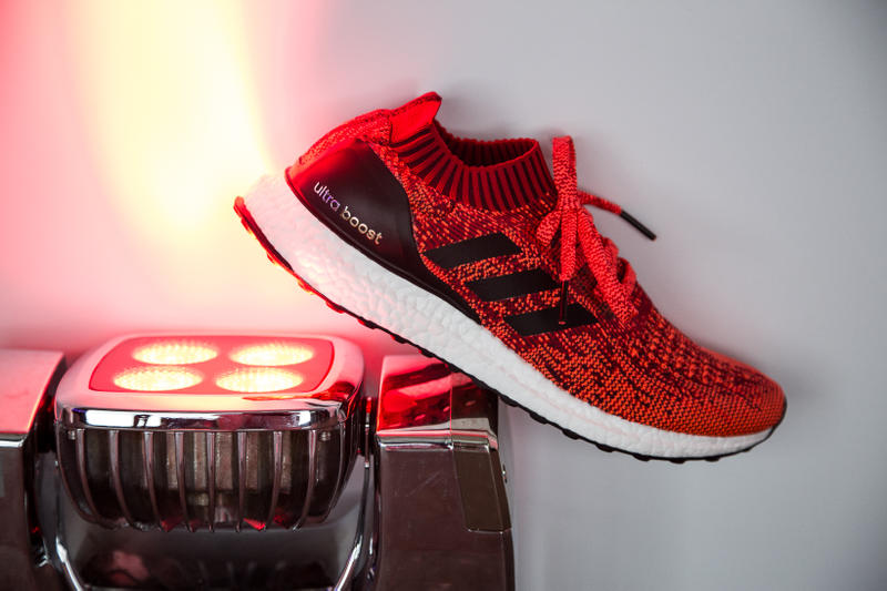 official photos d84af 7b80e adidas Ultra Boost Uncaged Experience   Highline Stages NYC Event Recap