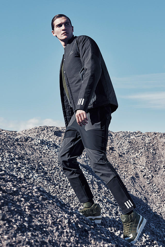 ec8504eb4521 adidas Originals by White Mountaineering 2016 Fall Winter Lookbook