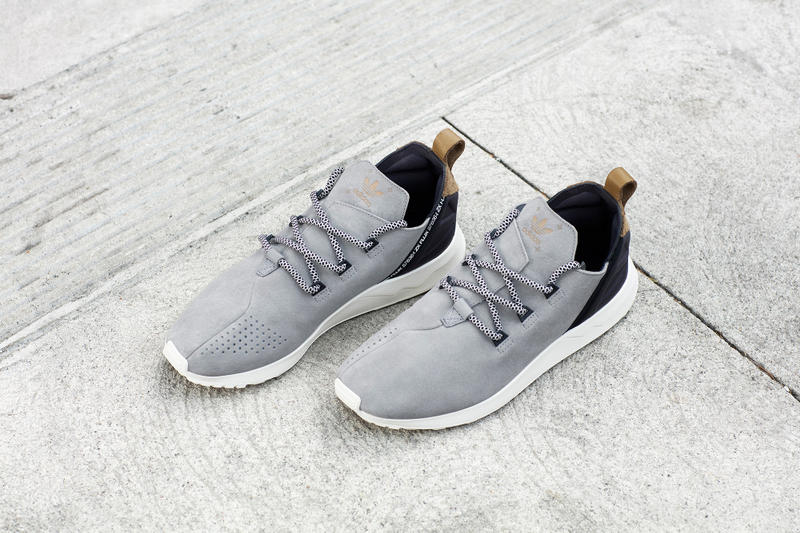 b60897478 adidas Wraps the ZX FLUX ADV X in Premium Suede