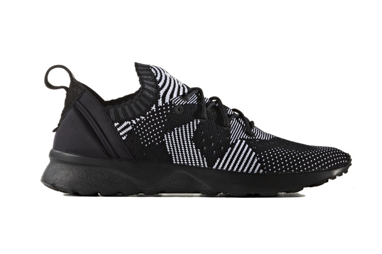 12af69eb6 This adidas Originals ZX Flux Receives an Eye-Catching Primeknit Upgrade