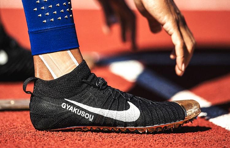 26a1a33bc595 U.S. Sprinter Allyson Felix Runs in Exclusive Gyakusou Nikes at Olympic  Trials
