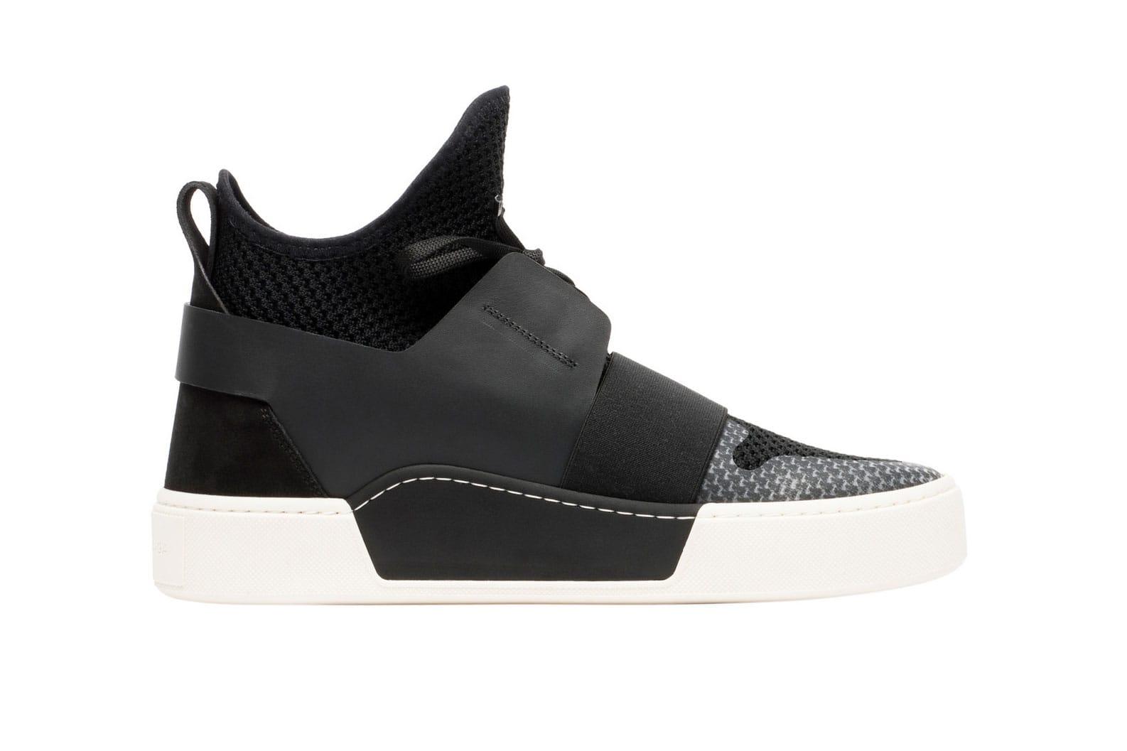 Balenciaga Elastic High Trainer Sneaker