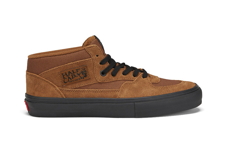 b30cb10c89 A Closer Look at the Gosha Rubchinskiy x Vans Half Cab