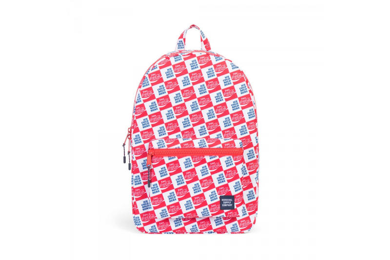 1bd1b14bc Herschel Supply Co. and Coca-Cola Summer 2016 Capsule Collection ...