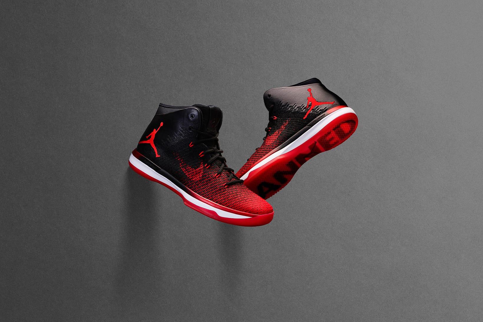 Air Jordan XXXI Banned | HYPEBEAST