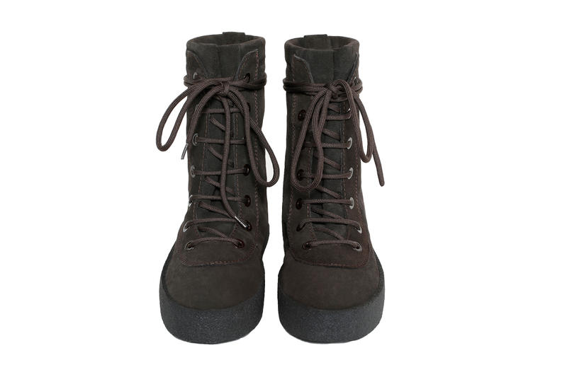 ddf7c78970b Kanye West Releases the YEEZY Season 2 Military Crepe Boot in