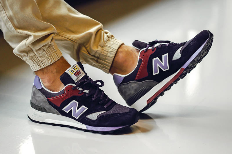 New Balance M577ETP Purple Lilac Red Grey  a5267c7fb4
