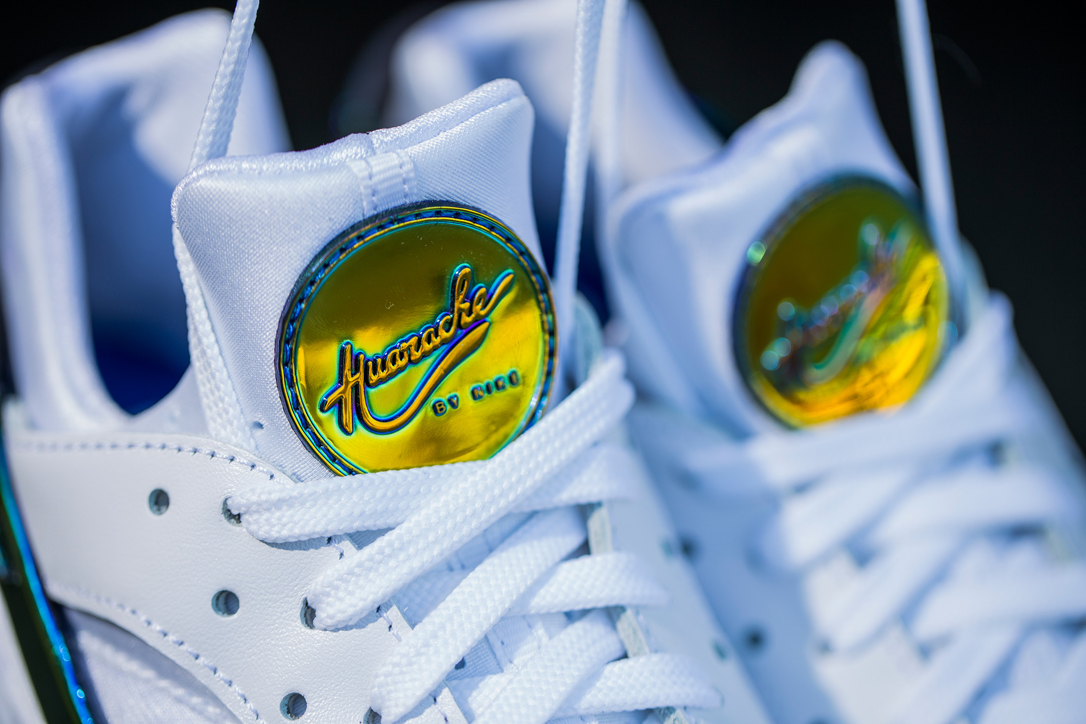 Nice Kicks x Nike Huarache \