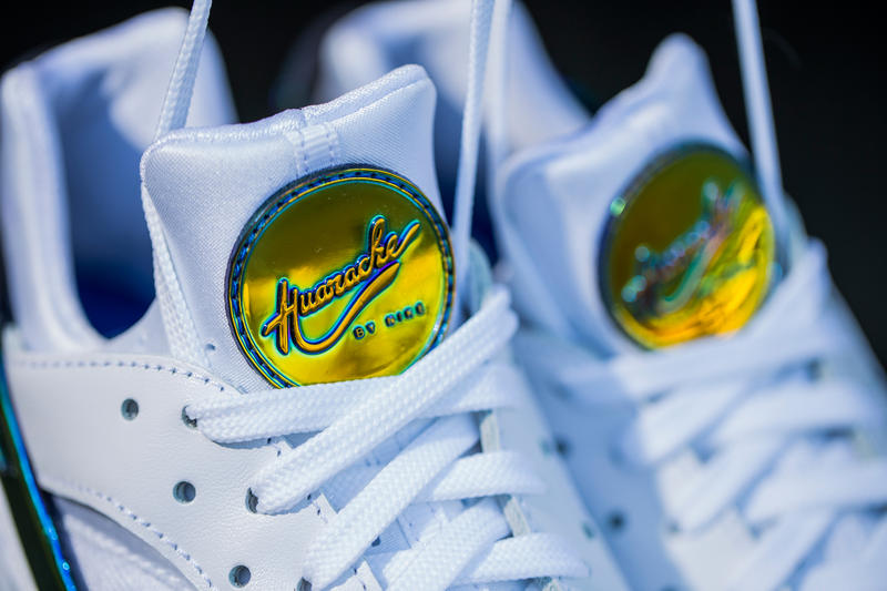 new product d1d68 34b0d Nice Kicks x Nike Huarache